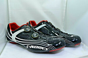 SPECIALIZED S-Works Vent Road Shoes, BLACK, Size US 10.5