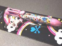 NEU TOKIDOKI Multicolor Kugelschreiber Stift EINHORN UNICORNO STELLINA Pen K-POP