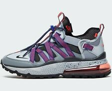 ⚫ Authentic Nike Air Max 270 Bowfin ® ( Men Size UK: 10 11.5 ) Cool Grey Concord