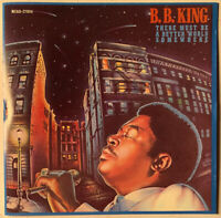 B.B. KING THERE MUST BE A BETTER WORLD SOMEWHERE CD MCA 1981 USA SILVER FACE