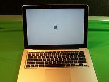 "Apple MacBook Pro A1278 13"" INTEL I5 2.5GHZ 4GB 500GB DVDRW SIERRA MID 2012"