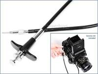 40cm Mechanical Vintage Camera Shutter Release Cable Long Exposure Control