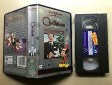 DISNEY -WALT DISNEY'S FAVOURITE CHRISTMAS STORIES -VHS VIDEO -BRAND NEW & SEALED