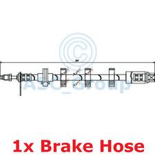 Apec BRAKING 577mm Scheibe Bremssattel Flexibel Gummischlauch Hos3275