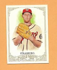 STEPHEN STRASBURG TOPPS ALLEN & GINTERS 2012 CARD # 171