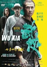 Wu Xia  - NEW DVD Hong Kong RARE Kung Fu Martial Arts Action movie - NEW