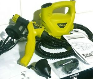 Guild Paint Spray Gun - 500W used only once