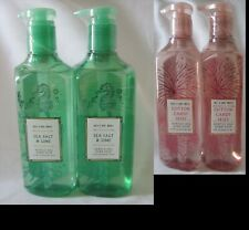 Lot of 2 Bath & Body Works GENTLE GEL HAND SOAP You Pick Scent