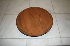 Solid Wood Lazy Susan