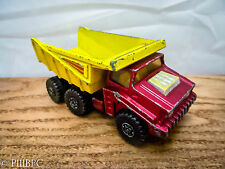 Vintage Lesney Matchbox Super Kings K-4 BIG TIPPER, 1973 Made in England RARE