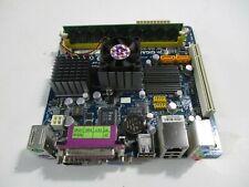 Gigabyte GA-GC330UD Motherboard Atom 330 Socket 479/437 Intel 945GC Mini-ITX W/