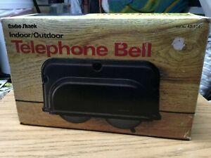 Radio Shack Indoor/Outdoor Bell for Vintage Phonel.............jor