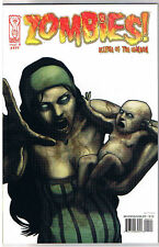 ZOMBIES : ECLIPSE of the UNDEAD #4, NM, 2006, IDW, Undead, more Horror in store