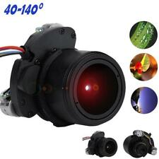 Automatic Zoom MTV 3mp HD 2.8-12mm F1.4 Varifocal CCTV IR Lens for IP Camera