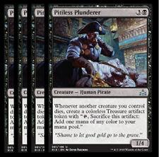 PITILESS PLUNDERER X4 Rivals Of Ixalan RIX Magic MTG MINT CARD