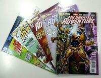 DC Comics MY GREATEST ADVENTURE (New 52) #2 3 4 5 6 LOT Garbage Man Ships FREE!
