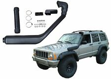 1984-2001 Jeep Cherokee Air Intake Rolling Head Snorkel Kit New Free Shipping