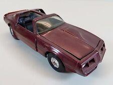 ERTL 1977 Pontiac Trans Am Red/Black 1:24 - MUST SEE!
