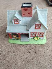 Partylite Villages The Farmhouse Tealite Votive Candle Holder P0532 Chickens
