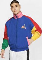 Nike Air Jordan Men's Jumpman Classics Full Zip Jacket Small S CV7418-891 $110