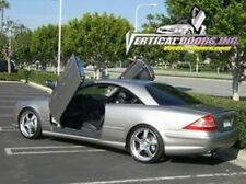 Mercedes CL W215 00-06 Lambo Style Vertical Doors VDI Bolt On Hinge Kit