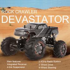 HBX 2098B 1/24 2.4GHz 4WD 4WS Devastator Rock Crawler RTR Off-Road RC Car X5Q9
