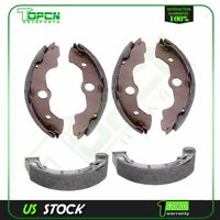 Front & Rear Brake Shoes For Honda TRX 350 400 450 Fourtrax Foreman 1995-2006