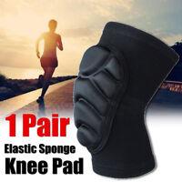 Protective Knee Pads Cycling Gear Biking Brace Protector Guard Sports Crashproof