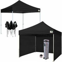 10x10 Outdoor Instant Party Shelter Trade Show Tent Commercial EZ Pop Up Canopy