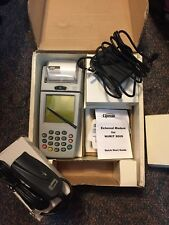 Nurit 8010 Credit Card Terminal