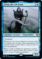 Orvar, the All-Form x1 Magic the Gathering 1x Kaldheim mtg card