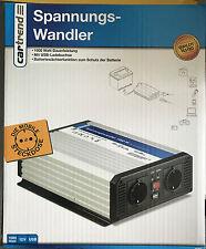 Cartrend Spannungs-Wandler 1000W 2000W Wechselrichter Inverter 12V -> 220V Neu