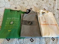 Three Vintage Mens Nike T Shirts sz XL, one is Manchester United