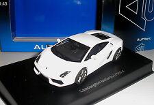 Lamborghini Gallardo LP560-4 weiß in 1:43 von Autoart