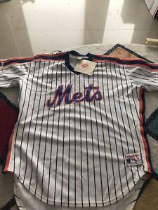 Nolan Ryan Signed Rawlings New York Mets Jersey JSA