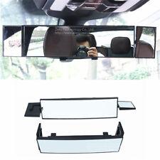 NEW Auto Panorama Rückspiegel Große Vision 380mm Curved Mirror 360 ° Rotation