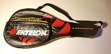 Ektelon Power Ring Titanium Wall Beater Longbody 1400 Racquetball Racquet w/Case