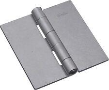"National Hardware N147-884 560 Non-Swaged Weldable Door Hinge, 4"", Plain"