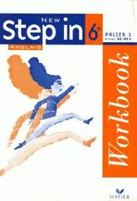 New Step In; Anglais ; 6eme ; Palier 1, Niveau A1/a1+ ; Workbook + My Passeport (edition 2006) - Aliki Diaz-kostakis ; Marie-aude Ligozat