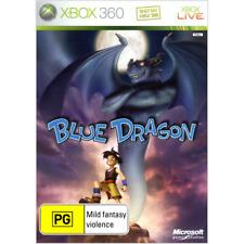 Blue Dragon RPG  Xbox 360 PAL (HTF)
