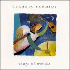 Claudia Schmidt - Wings of Wonder [New CD]