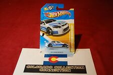 Hot Wheels - Ford Falcon Race Car - 2012 New Models - 4/247 1:64 Pearl White