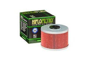FILTRE HUILE HIFLOFILTRO HF112 - HONDA FT 500 C 82-84