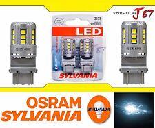Sylvania Premium LED light Bulb 3157 4157 4114 White 6000K DRL Daytime Upgrade