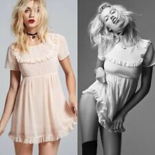 0438f68da871 Love, Courtney by Nasty Gal - NWT RARE - sheer pink baby doll dress -