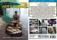 Carpe expédition avec J-F-K et Jean-Claude Tanzilli - Pêche de la carpe - Vidéo