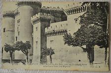 """CPA """" TARASCON - Château du Roi René"""