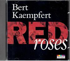 BERT KAEMPFERT : RED ROSES / CD (SPECTRUM MUSIC 550 096-2) - NEU