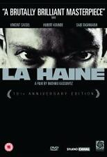 La Haine Special Edition DVD Vincent Cassel Hubert UK Release Brand New Sealed