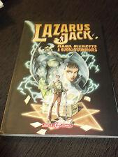 Lazarus Jack Mark Ricketts Horacio Domingues